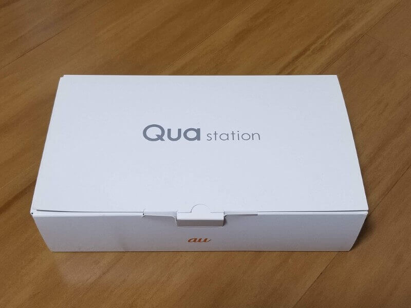 開封1時間でわかった、解約を決意した「Qua station」をオススメできない5つの理由